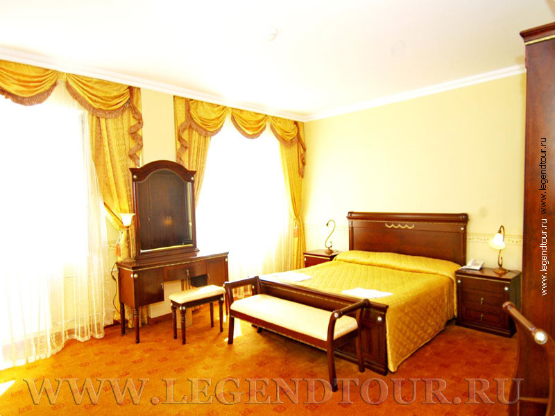 Pictures. Royal Suite. Kempinski hotel Khan Palace 4* in Ulaanbaatar. Mongolia.